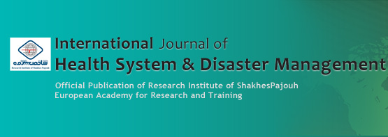 International Journal of Health System and Disaster Management